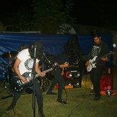 Third gig