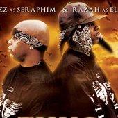 SHABAZZ as SERAPHIM & RAZAH as EL RAZIEL