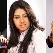 Zubeen, Shankar Mahadevan & Sunidhi Chauhan