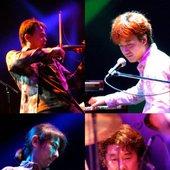 Akihisa Tsuboy (Violin) - Toshimitsu Takahashi (Keyboards) - Dani (Bass) -  Shirou Sugano (Drums)