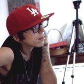 Diego nas gravações do CD 2011 =)