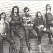 Câmbio Negro - Hard Rock - Porto Alegre/RS - ANOS 80