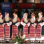 Le Mystére des Voix Bulgares