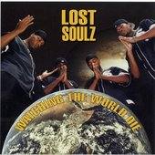 Lost Soulz - Watching The World Die-Front