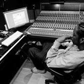 In The Studio!