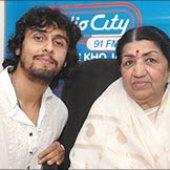 Lata Mangeshkar, Sonu Nigam