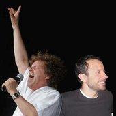Meck and Leo Sayer