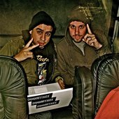 Mike Mictlan and Lazerbeak