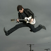 Flying - Cropped PNG version