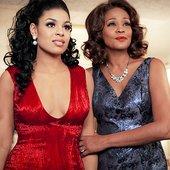 Whitney Houston & Jordin Sparks