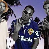 LBC Crew (Lil' C-Style, Bad Azz & Technic)