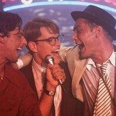 Fiorello, Matt Damon and Jude Law