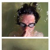 indigo tree underwater