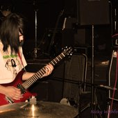 Blame Keiko - June 4th 2010 - Queens Hall - Nuneaton