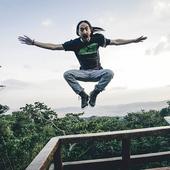 Steve Aoki / San Salvador Volcano