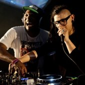 Skrillex & 12th Planet