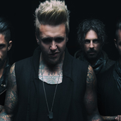 Papa Roach NEW PROMO 2015 PNG