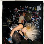 Punk Queen Isis