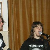 Wokal - Lisu + Pieczar - wokal i gitara prowadząca