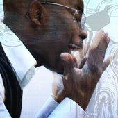 Michel Nzau singing his last words