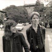 Jim Carroll & Patti Smith
