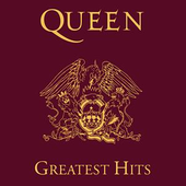 Queen - Greatest Hits PNG