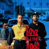 Boyz N The Hood Motion Picture Sound Track