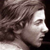 Henry Cowell as a young man