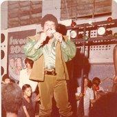 Gerson King Combo em show da Furacão 2000 - 70´s