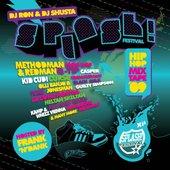 DJ RON & DJ SHUSTA Splash! Hip Hop Mixtape 09