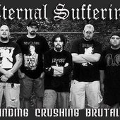 Eternal Suffering - Grinding Crushing Brutality