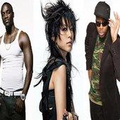 Akon, BoA & Kardinal Offishall