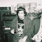 Jason Webley with Andru Bemis