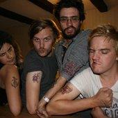 tattoosed