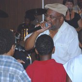 Vibing with the Children - Richmond, VA 2008