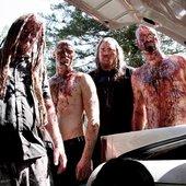 Todd Hansen, Damien Palmer, Tim Aldridge, Luke Kenny,  - Promo Shot 09