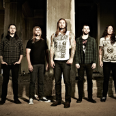 As I Lay Dying NEW 2012 PNG