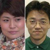 Michiru Yamane and Yasuhiro Ichihashi