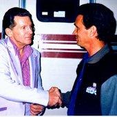 Jerry Lee Lewis: meet & greet. The Palomino Club 1985