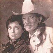 Kimmie Rhodes & Willie Nelson