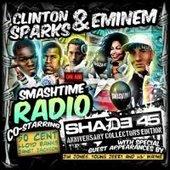 Clinton Sparks & Eminem - Shade 45 Anniversary Mixtape cover