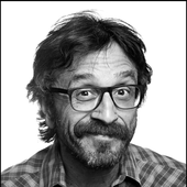 Marc Maron - Grey-scale
