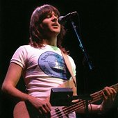 Randy Meisner on tour with The Eagles