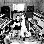 Thony Ritz & Julien Kourbatoff @ Darling Studio