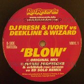 Deekline & Wizard, DJ Fresh, Ivory