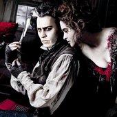 Helena Bonham Carter & Johnny Depp