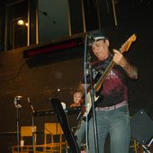 Vicente, vocal e guitarra Trepidant's NAS PÁS 13-08-2010