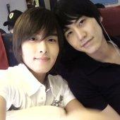 Kyuhyun & Ryeowook