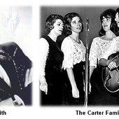 Carl Smith with the Carter Sisters and Mother Maybelle