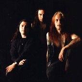 Tristitia'96 Adrian Letelier-Bass, Luis Galvez-Guitars and Keyboards, Thomas Karlsson-Vocals